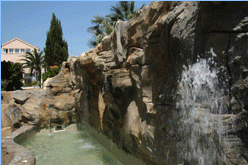 Piedras agua Antemare