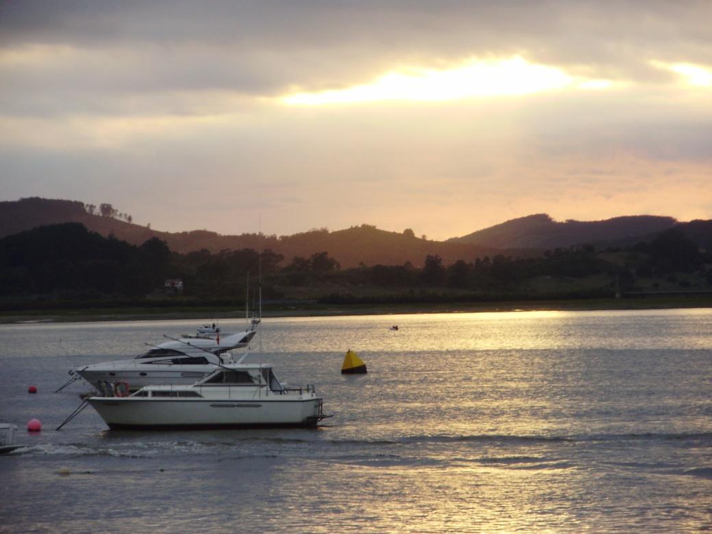 Entorno de mar en Villa Trinidad
