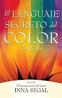 El Lenguaje Secreto del Color (Librito + Cartas) Inna Segal