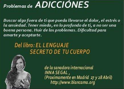 Adicciones (para todos los tipos de adicciones)