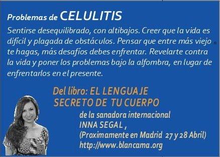 Celulitis (estrias)