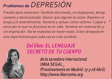 Depresión (ansiedad, estrés)