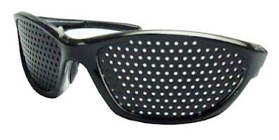 Gafas de rejilla óptica