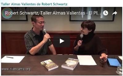 Entrevista a Robert Schwartz por Blanca Gimeno